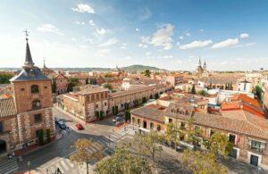 Residencias Universitarias en Alcalá de Henares