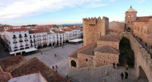 Residencias Universitarias en Cáceres