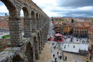 Residencias Universitarias en Segovia